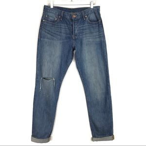 Levi's 501 Original Straight Fit Jean